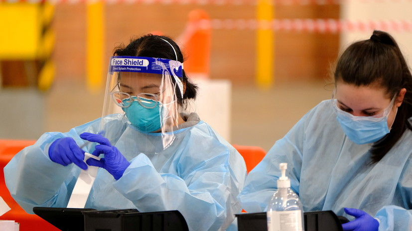 WSJ: в США заявили о доказательствах искусственного происхождения COVID-19