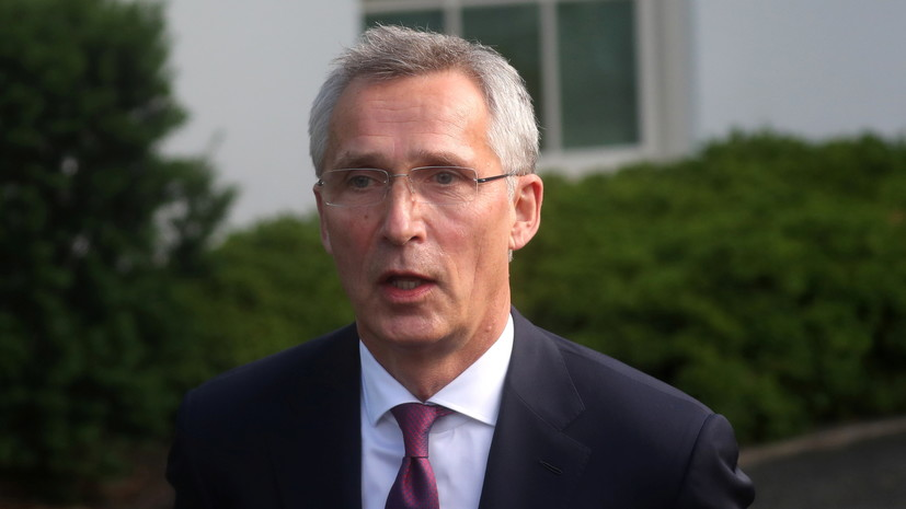 Столтенберг подтвердил готовность НАТО к защите от России и Белоруссии