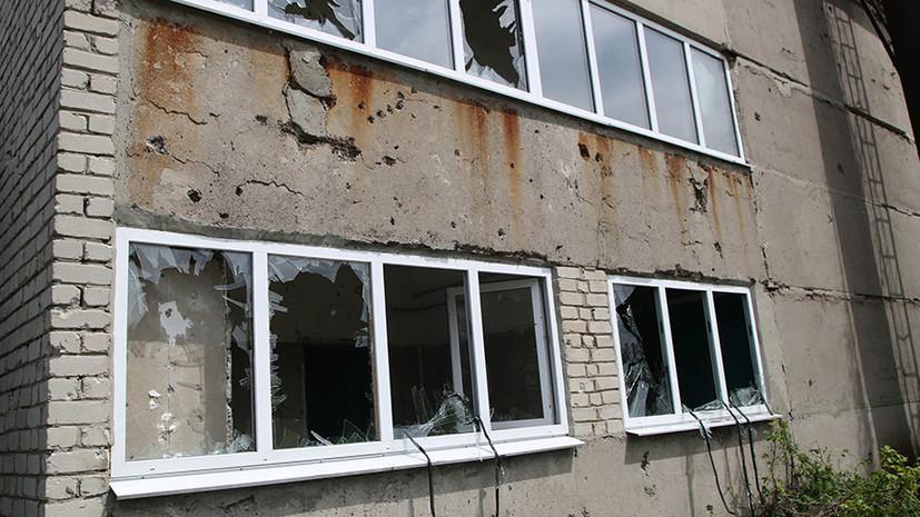 Наталья Кириллова дважды за полгода пострадала при обстреле Донецка