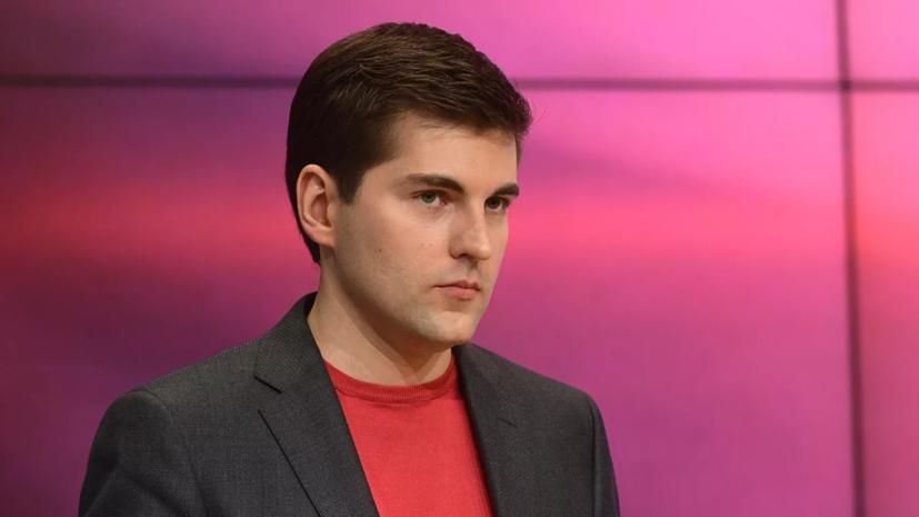 Телеведущий Дмитрий Борисов заболел коронавирусом