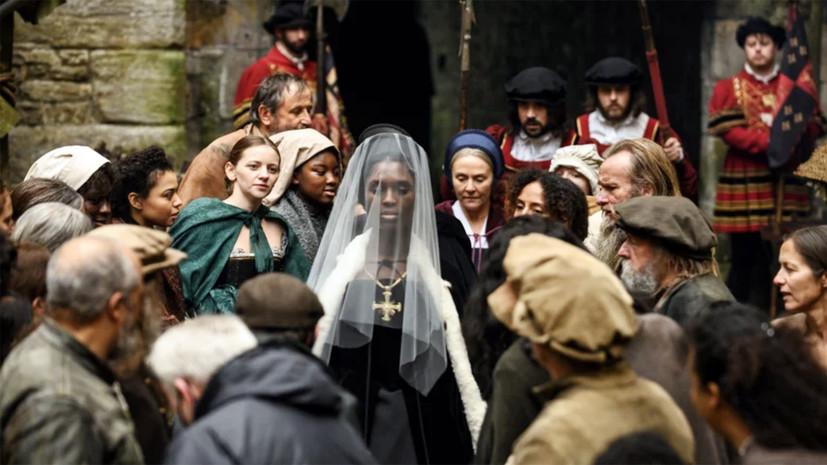 «Мои чувства задеты»: почему зрителям не понравился сериал с темнокожей актрисой в роли Анны Болейн