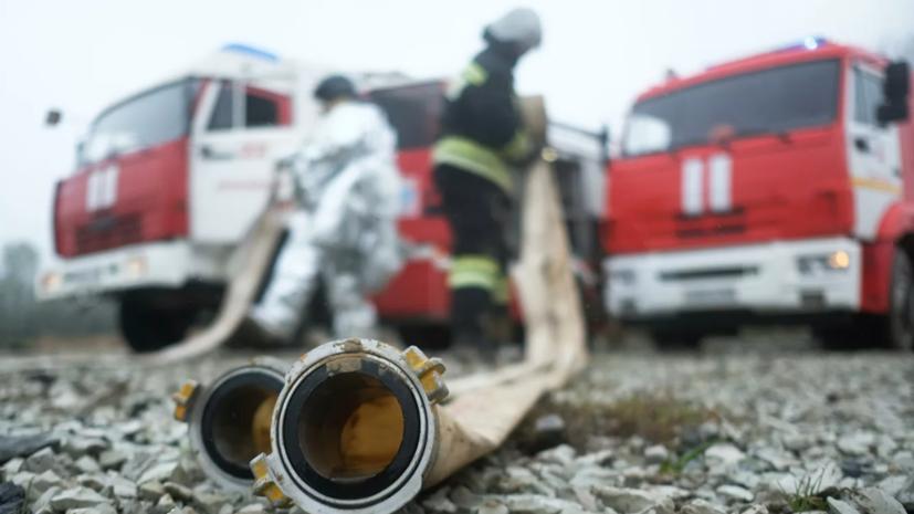 СК возбудил дело после гибели трёх человек при пожаре в рязанской больнице