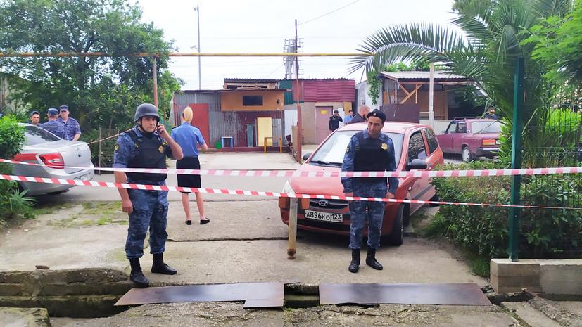 «Не хотелось так, конечно»: в Сочи задержали стрелявшего в судебных приставов