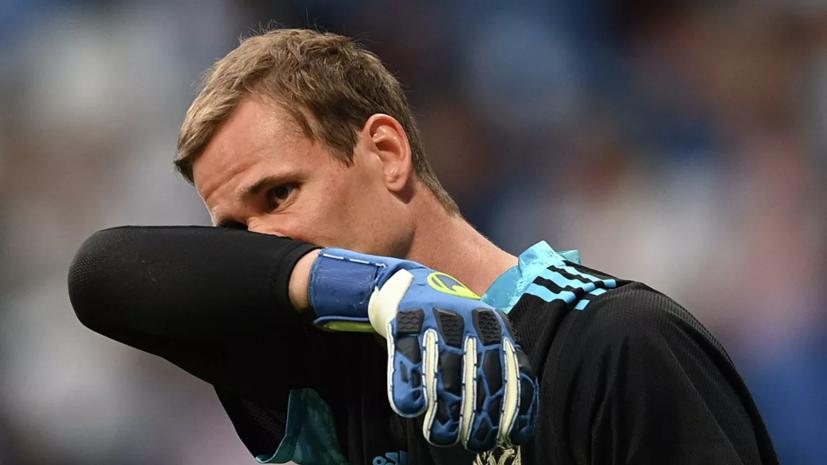 Шунин поделился ожиданиями от матча Евро-2020 Бельгия — Россия