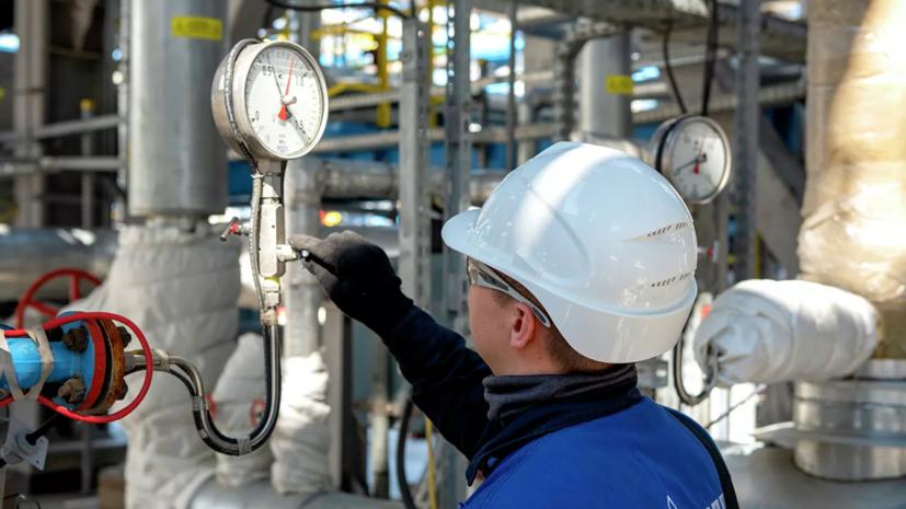 Путин принял участие в запуске производства на Амурском газоперерабатывающем заводе