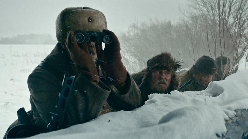 Нестандартный сюжет и съёмки в экстремальных условиях: в кинотеатрах выходит военный триллер «Красный призрак»