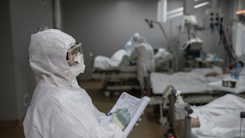 Число коек для больных COVID-19 в Москве превысит 14 тысяч до конца недели