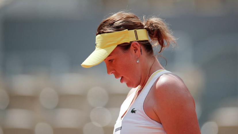 Павлюченкова и Рыбакина проиграли в четвертьфинале «Ролан Гаррос» в парном разряде