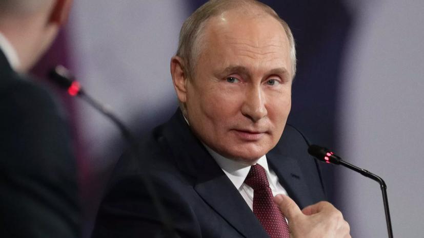 Путин напомнил о подлётном времени ракет НАТО вслучае вступления Украины вальянс