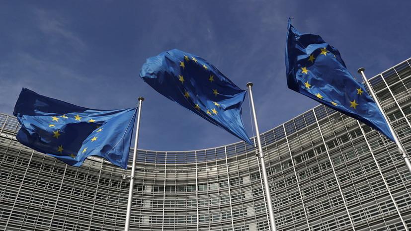 В Европарламенте опубликовали проект санкций против Белоруссии