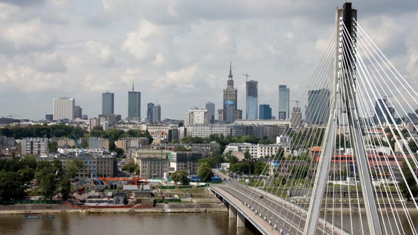 В Польше задержан мужчина по подозрению в «шпионаже в пользу России»