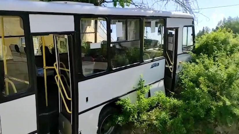 СК возбудил дело после гибели шести пешеходов из-за наезда автобуса на Урале