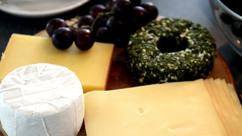 Подмосковье вновь стало лидером по производству сыра и хлеба в России