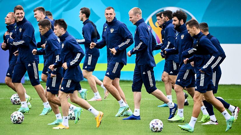 «Турнир покажет нашу реальную силу»: сборная России прибыла в Санкт-Петербург перед стартом Евро-2020