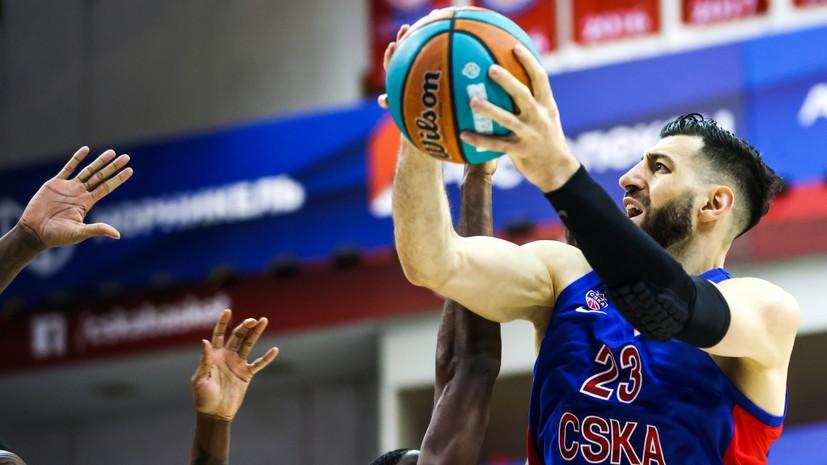 Ватутин рассказал о ценности нынешней победы ЦСКА в Единой лиге ВТБ