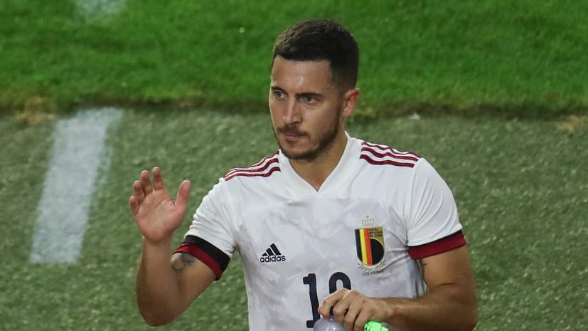 Азар рассказал, готов ли он сыграть с Россией в первом матче на Евро-2020
