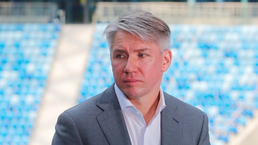 Сорокин высказался о ситуации вокруг формы сборной Украины для Евро-2020