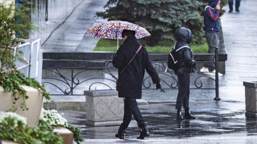 Во Владивостоке предупредили о возможных подтоплениях