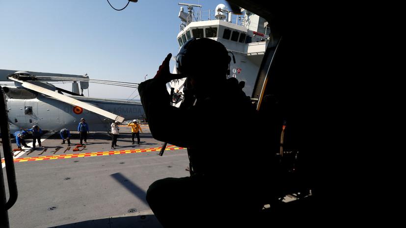 Российское посольство в США высказалось об учениях НАТО Baltops
