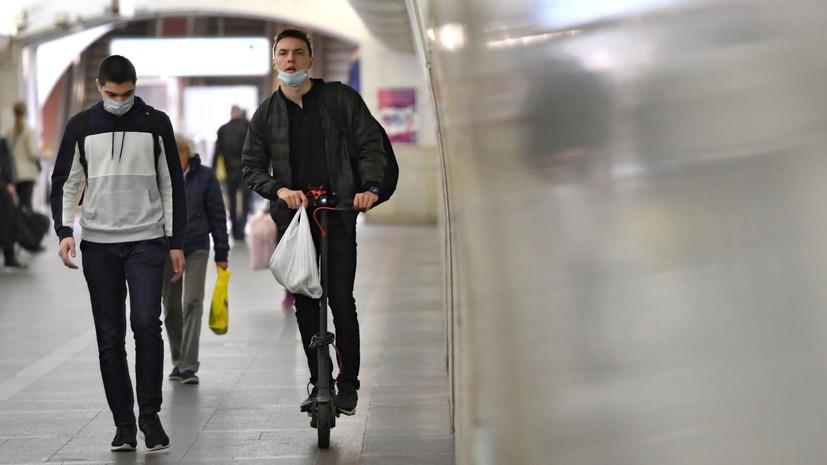 В Москве — максимум с января: суточный прирост заболевших COVID-19 в России впервые с февраля превысил 12 тысяч