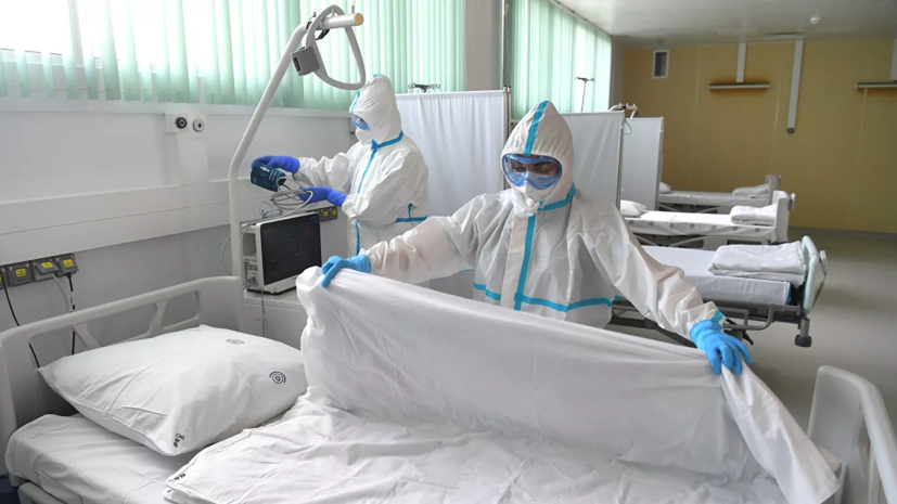 В Кировской области фиксируют рост заболеваемости COVID-19