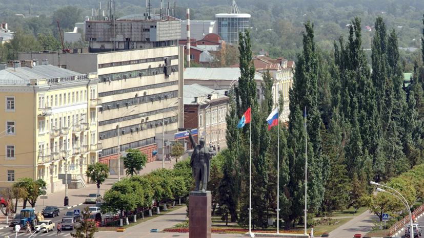 Мэр болгарского Добрича поздравил Тамбов с Днём России и Днём города