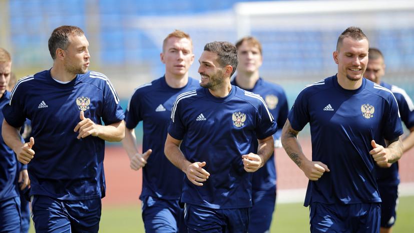 Кот Губерниева предсказал победу России над Бельгией в матче Евро-2020