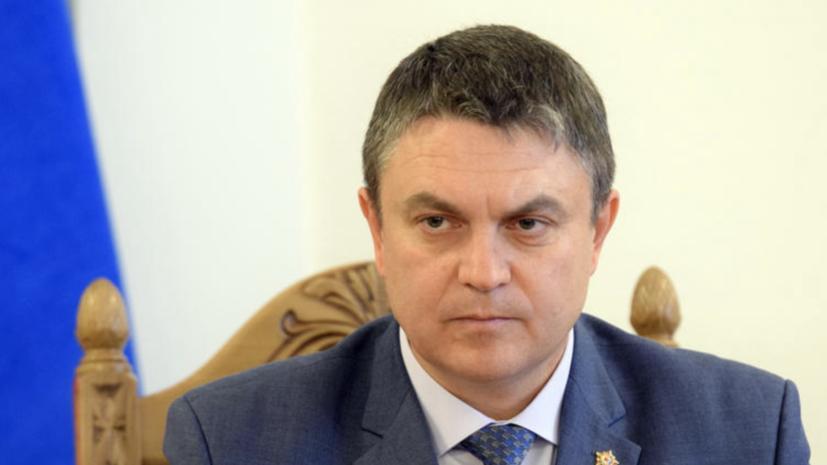 Глава ЛНР назвал циничным убийство пяти ополченцев