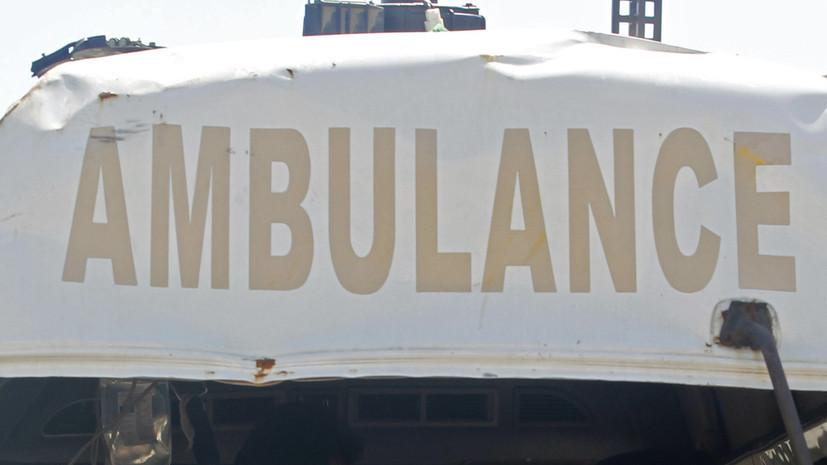 Шесть человек пострадали при пожаре на судне на Филиппинах