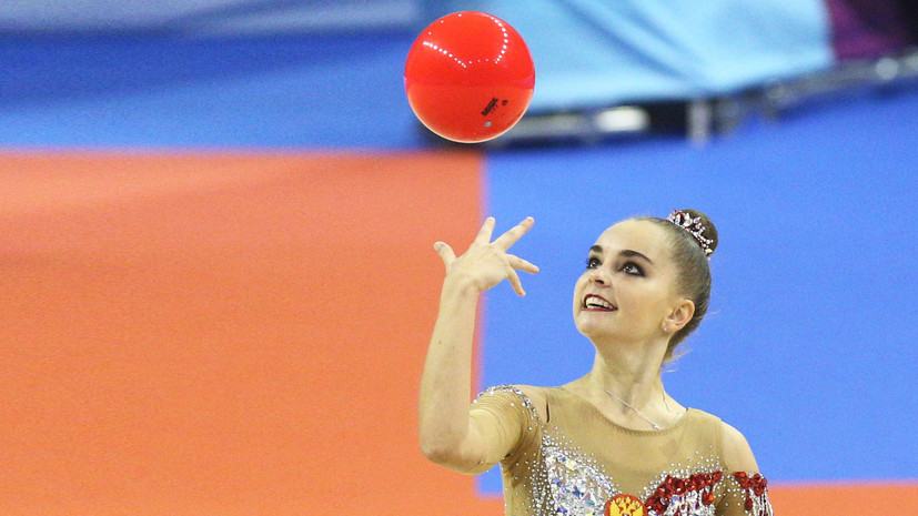 Золото Арины Авериной в многоборье и победа в группе: как Россия выступает на ЧЕ по художественной гимнастике