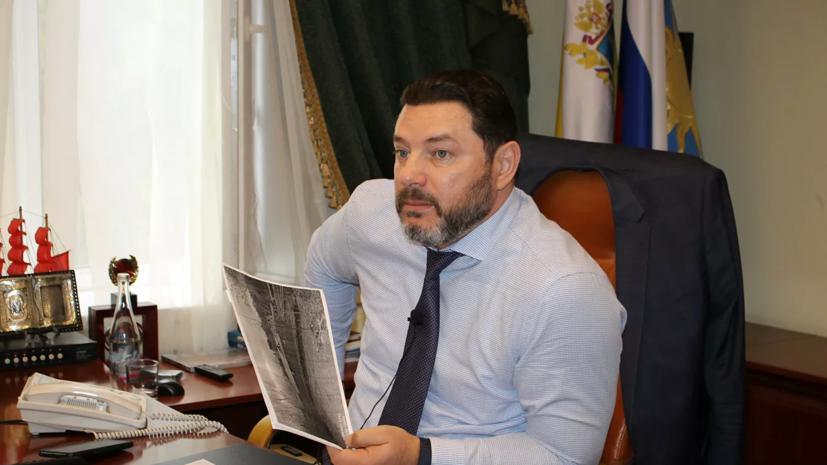 В администрации Кисловодска рассказали о состоянии главы города
