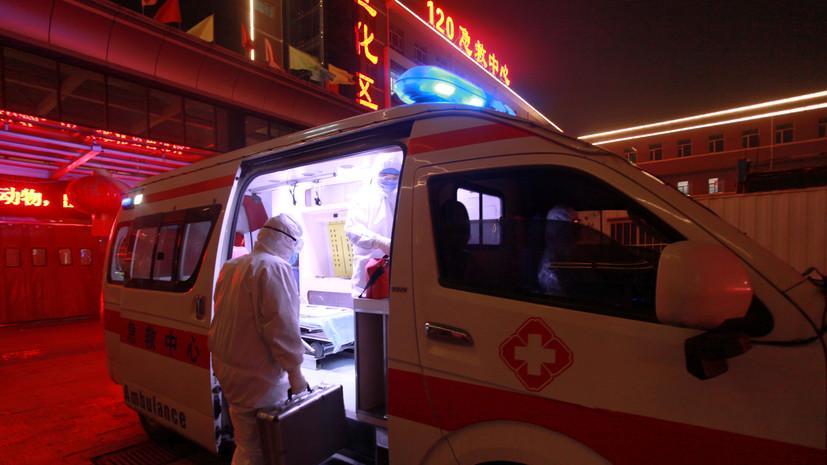В Китае 11 человек погибли при взрыве газа