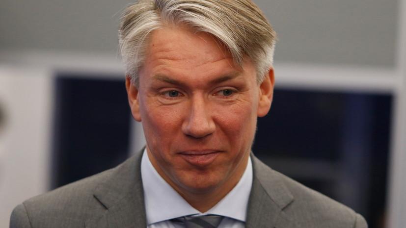 Сорокин оценил уровень организации первого матча Евро-2020 в Санкт-Петербурге
