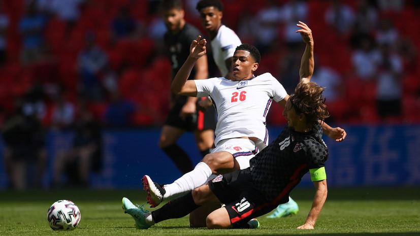 Беллингем стал самым молодым футболистом в истории чемпионатов Европы