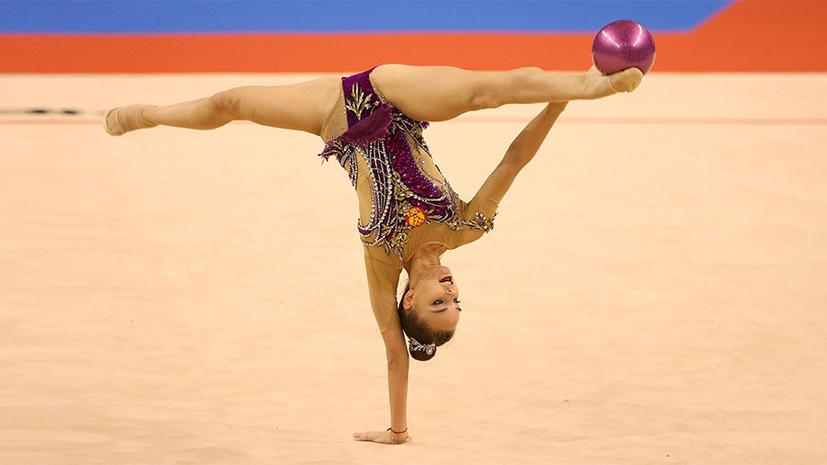 Три золота Дины Авериной и укатившийся обруч в групповых упражнениях: чем завершился ЧЕ по художественной гимнастике