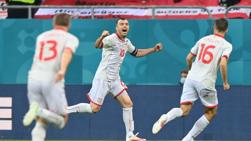 Пандев стал вторым самым возрастным игроком, забивавшим на Евро