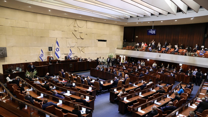Мики Леви избран спикером парламента Израиля