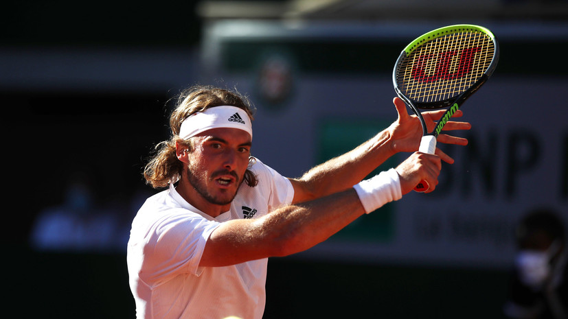 Циципас поднялся на четвёртое место в рейтинге ATP