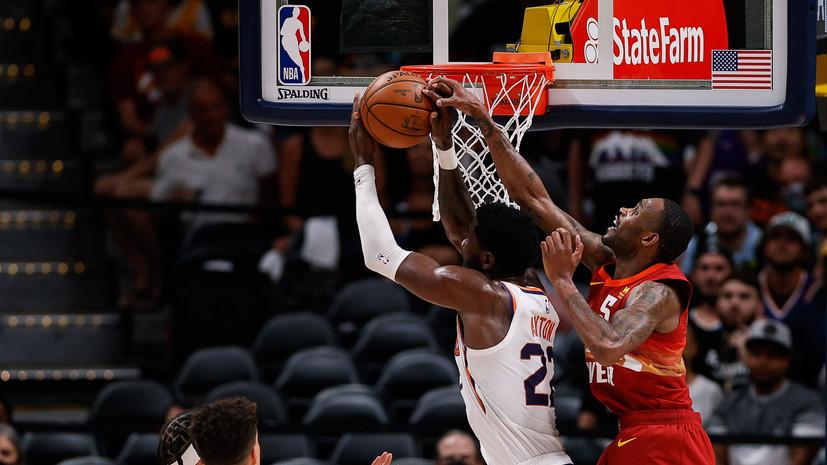 «Финикс» обыграл «Денвер» и вышел в финал Западной конференции НБА
