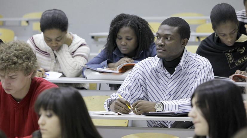 В ГД внесут проект об упрощении пребывания в России иностранных студентов