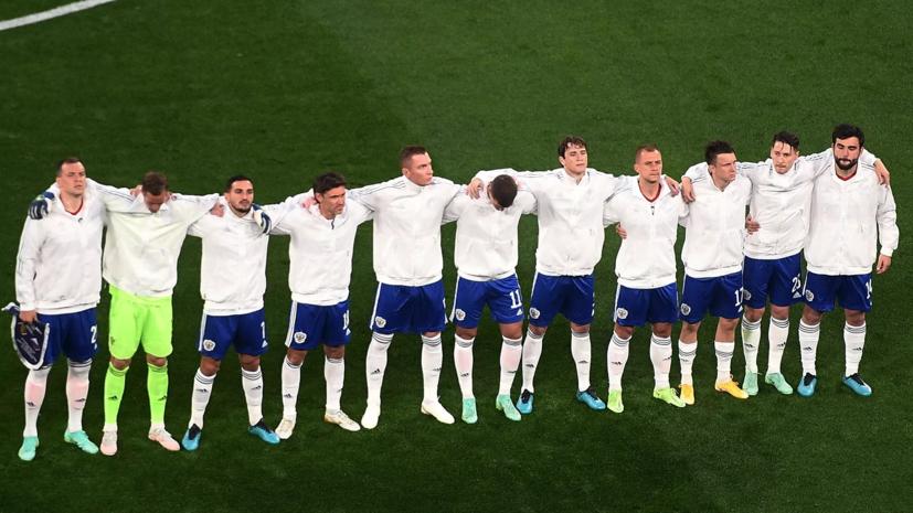Быстров считает, что сборной России нужно забить быстрый гол в матче Евро-2020 с Финляндией