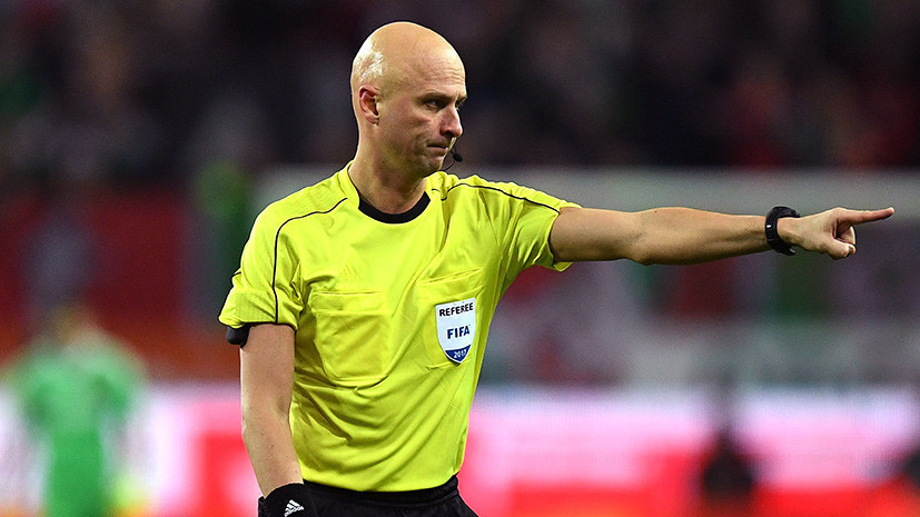 Карасёв получил назначение на матч Евро-2020 Италия — Швейцария