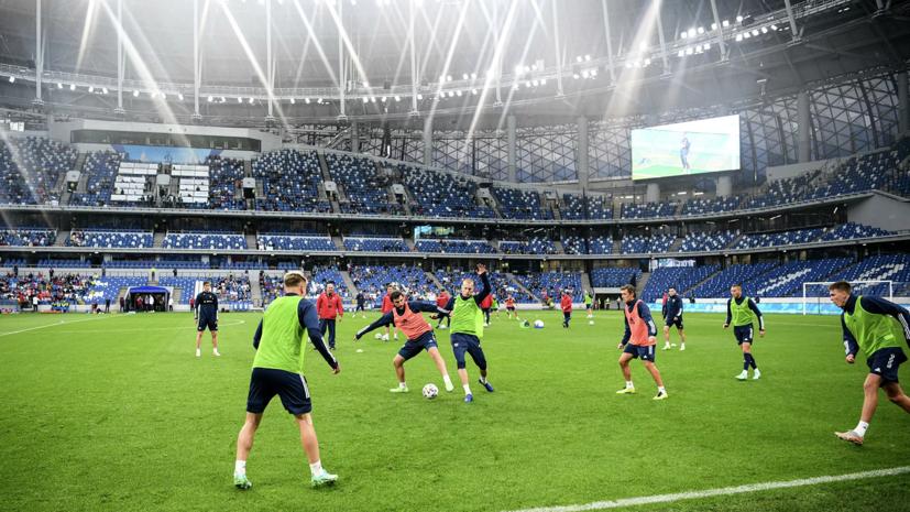 Евгеньев заявил, что не испытывал проблем с тем, чтобы влиться в тренировочный процесс сборной России