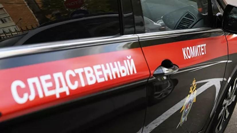 СК возбудил дело по факту пожара на заправке в Новосибирске