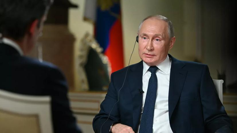 Журналист NBC перед интервью с Путиным провёл две недели на карантине