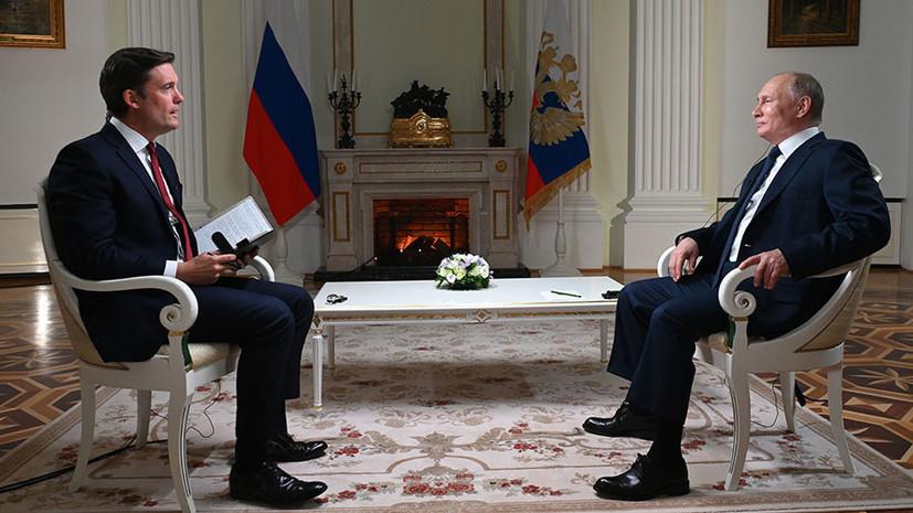 «Не удосужились предъявить доказательства»: Путин — об обвинениях во «вмешательстве» и предстоящей встрече с Байденом
