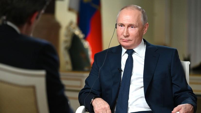 Путин не думает о «защите» после завершения президентства