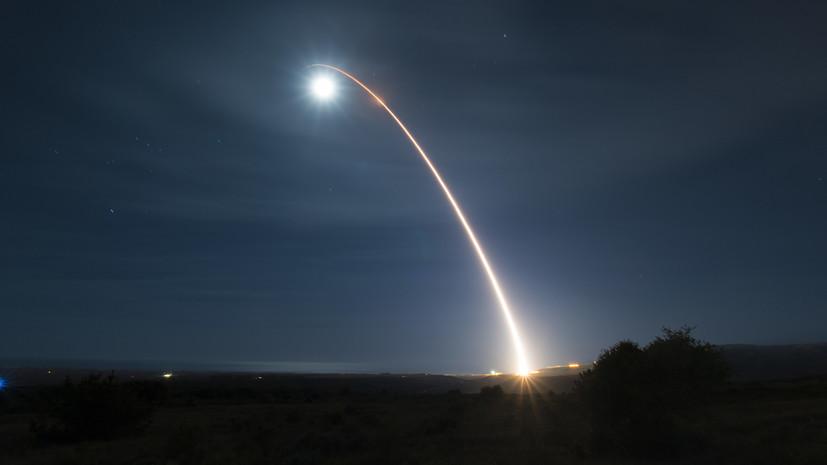 В НАТО прокомментировали продление СНВ-III