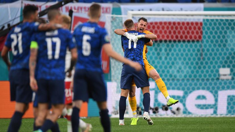 Таркович высказался о целях сборной Словакии на Евро-2020 после победы над Польшей