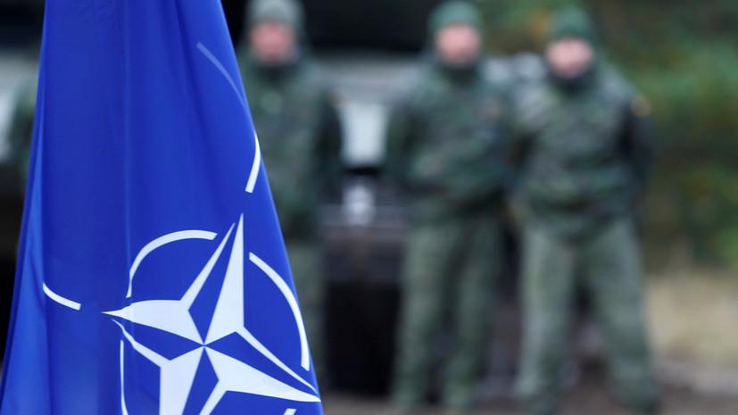 Байден рассказал о перспективах Украины по вступлению в НАТО